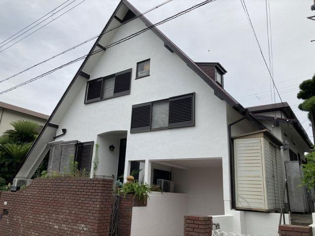 明石市大久保町 K様|外壁塗装・屋根塗装