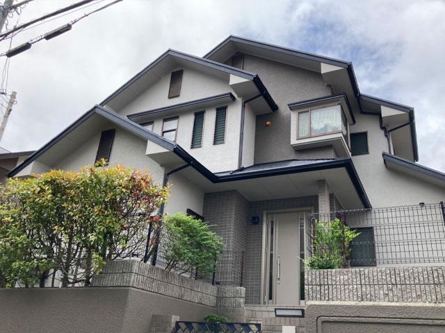 神戸市北区西山 U様|外壁塗装・屋根塗装