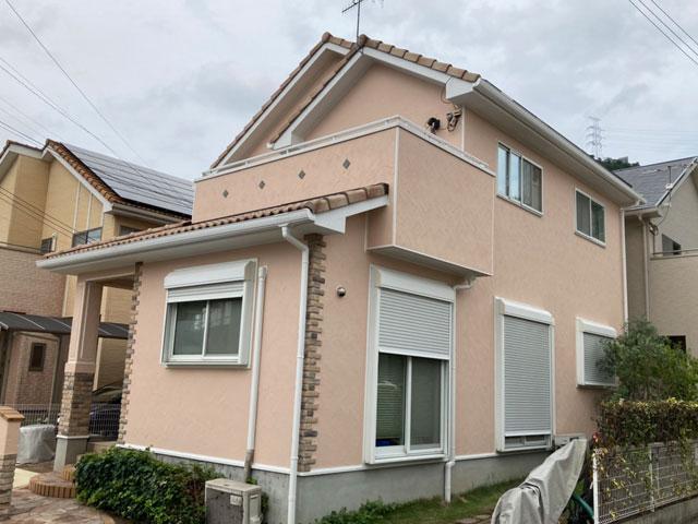 姫路市広畑区蒲田 H様|外壁塗装・屋根塗装