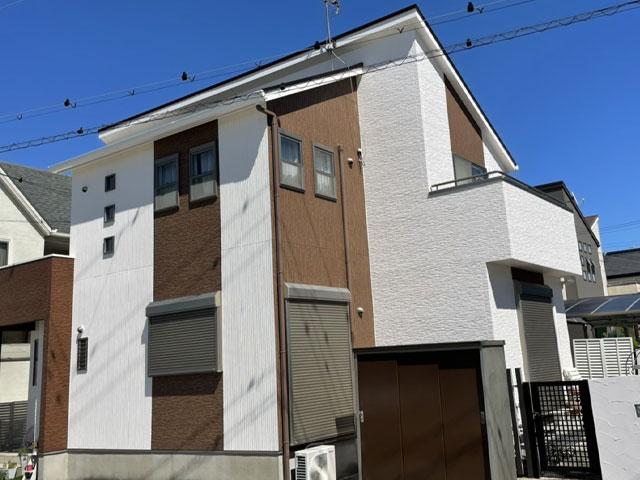 明石市 二見町 K様|外壁塗装・屋根塗装