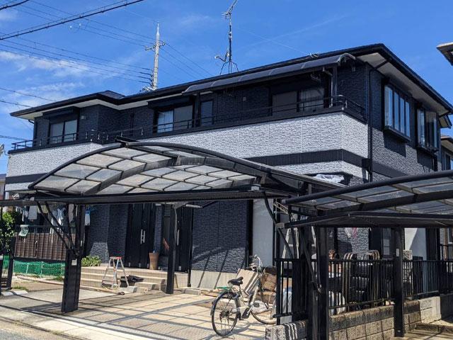 三木市志染町 K様|外壁塗装・屋根塗装