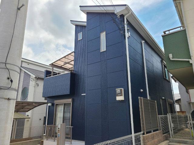 神戸市北区若葉台 K様|外壁塗装・屋根塗装