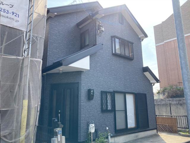 神戸市西区二ツ屋 K様|外壁塗装・屋根塗装