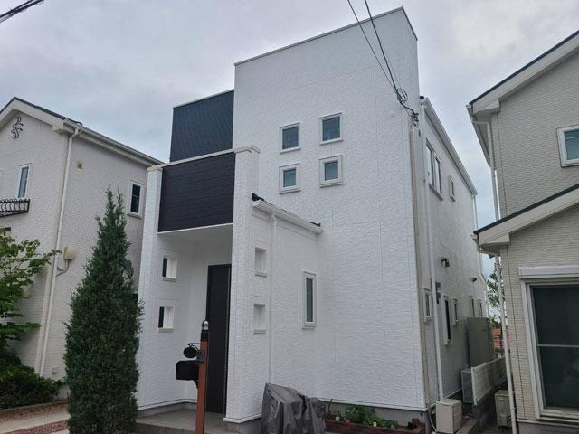 神戸市北区君影町 I様|外壁塗装・屋根塗装