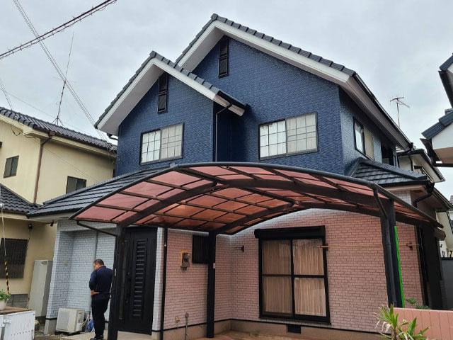 加古郡稲美町 I様|外壁塗装・屋根塗装