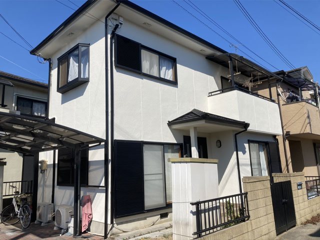 姫路市北平野 T様|外壁塗装・屋根塗装