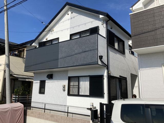 明石市朝霧東 T様|外壁塗装・屋根塗装