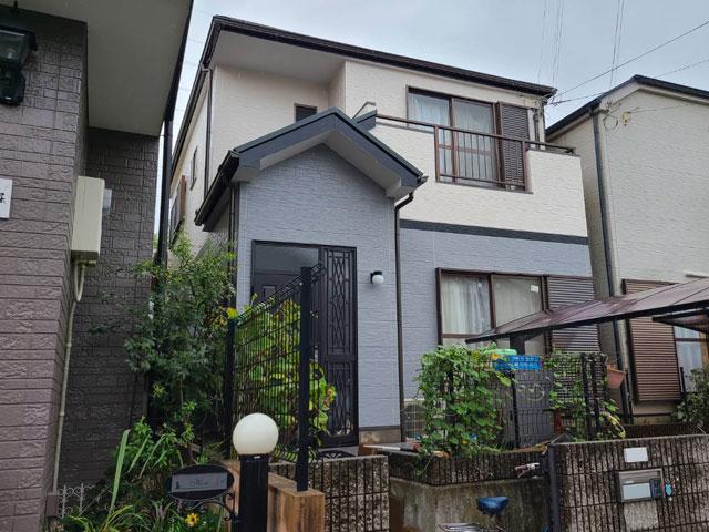 神戸市垂水区学が丘 M様|外壁塗装・屋根塗装