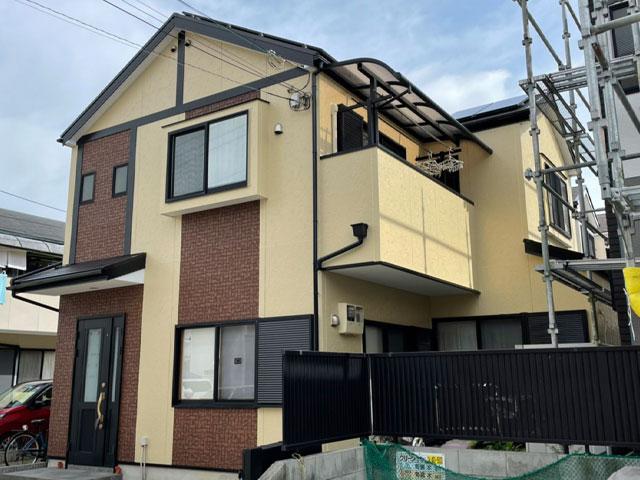 神戸市須磨区 S様|外壁塗装・屋根塗装