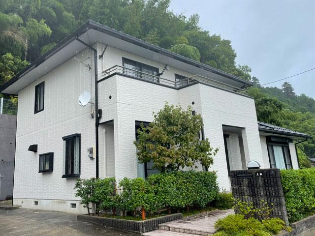 豊岡市日高町 U様|外壁塗装・屋根塗装