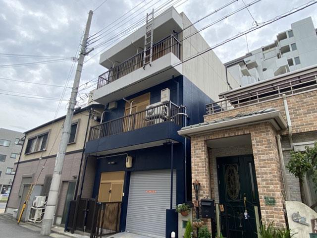 神戸市兵庫区 T様|外壁塗装・屋根塗装