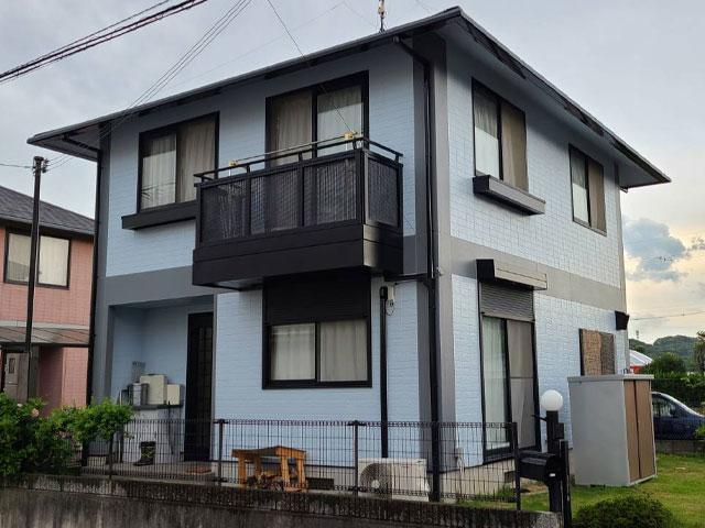 三木市別所町 F様|外壁塗装・屋根塗装