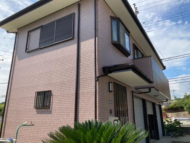 三木市志染町 W様|外壁塗装・屋根塗装
