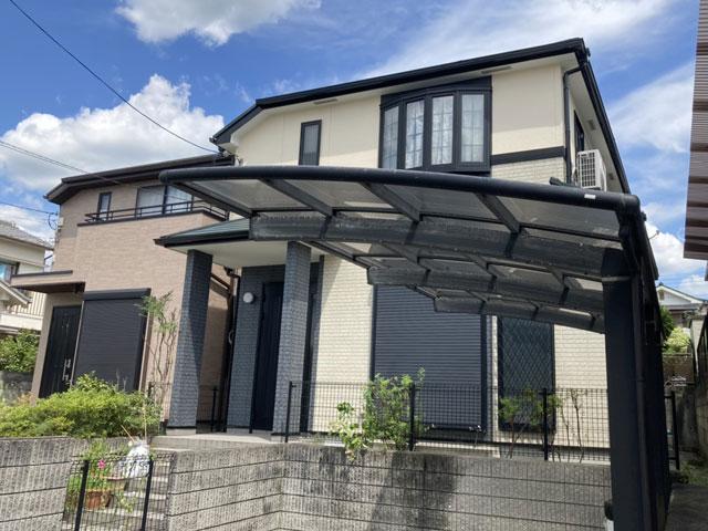 神戸市北区有野台 K様|外壁塗装・屋根塗装