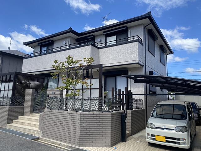 神戸市西区桜丘 S様|外壁塗装・屋根塗装