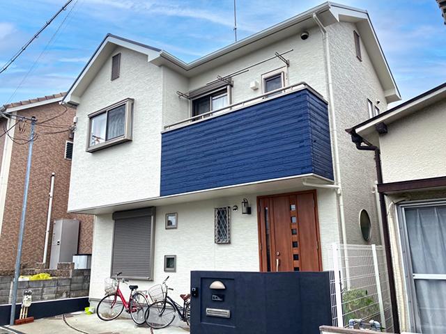 明石市魚住町 F様|外壁塗装・屋根塗装