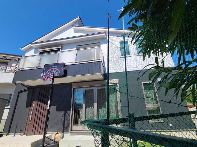 神戸市垂水区五色山 D様|外壁塗装・屋根塗装