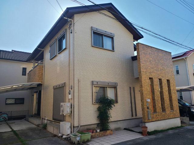 高砂市荒井町 H様|外壁塗装・屋根塗装