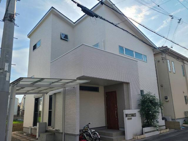 明石市藤江 Y様|外壁塗装・屋根塗装