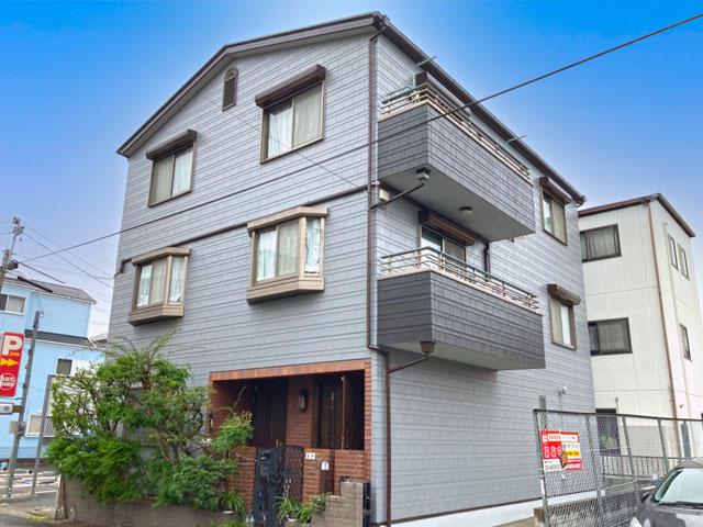 神戸市長田区戸崎通 K様|外壁塗装・屋根塗装