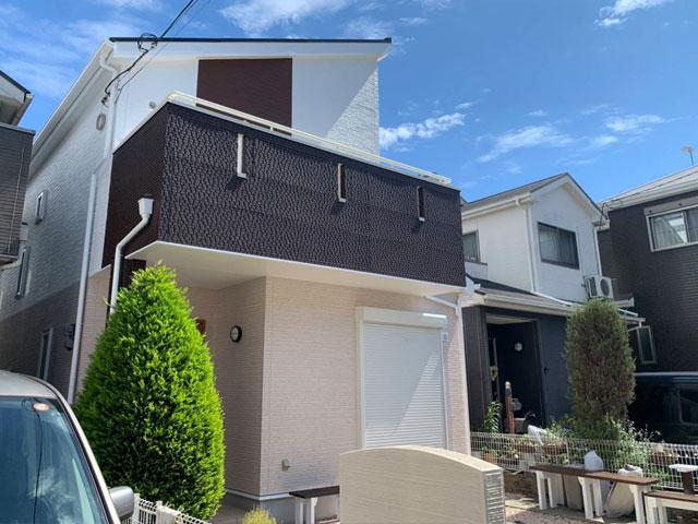 神戸市北区君影町 N様 外壁塗装・屋根塗装