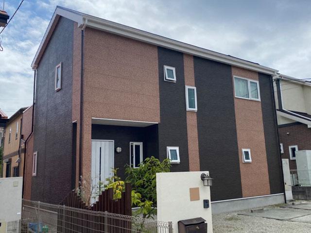 神戸市北区上津台 H様 外壁塗装・屋根塗装