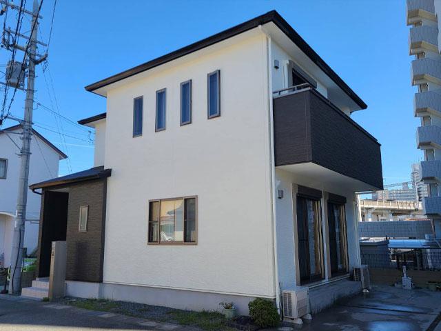 明石市藤江 H様|外壁塗装・屋根塗装