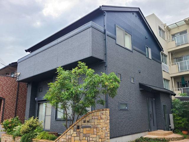 神戸市垂水区西舞子 O様|外壁塗装・屋根塗装