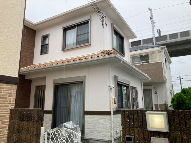 神戸市西区枝吉 N様|外壁塗装・屋根塗装