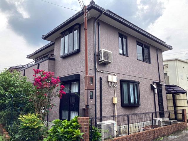 たつの市龍野町 K様|外壁塗装・屋根塗装
