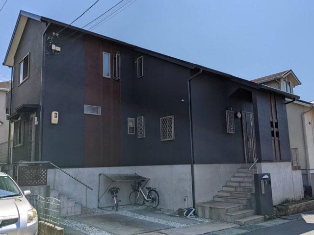 神戸市北区京地 H様|外壁塗装・屋根塗装