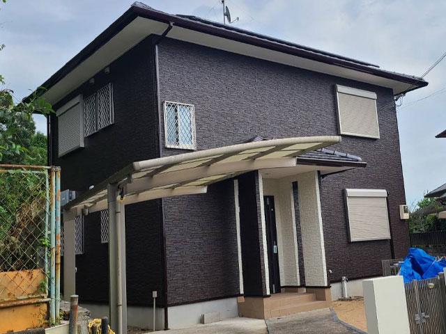 三木市与呂木 S様|外壁塗装・屋根塗装