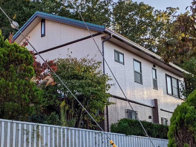 神戸市北区有野台 M様|外壁塗装・屋根塗装
