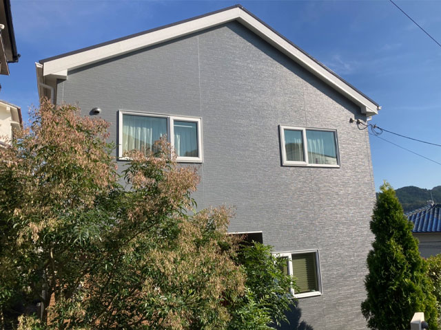 神戸市北区鈴蘭台 K様|外壁塗装・屋根塗装