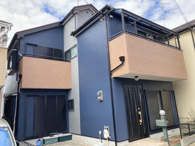 神戸市長田区本庄町 H様|外壁塗装・屋根塗装