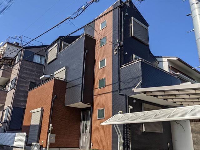 神戸市兵庫区楠谷町 Y様|外壁塗装・屋根塗装