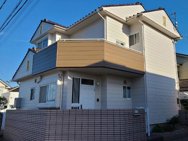 姫路市大津区新町 M様|外壁塗装・屋根塗装