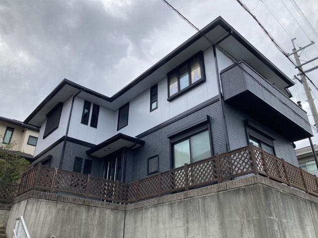 神戸市北区大原 T様 外壁塗装・屋根塗装